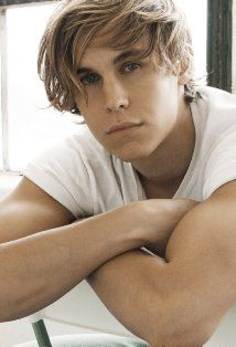 Rhys Wakefield. I standby my initial reaction: that he is absolutely beautiful, no matter how crazy he is in The Purge.
