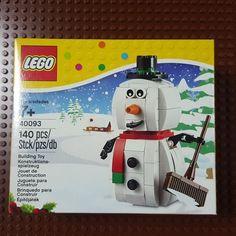 Snowman set Idr 250.000  Indonesia Only #lego #legominifigure #minifigure #legostagram  #legoforsell #toys #hobbies #legoset #winter #snowman by zombricks