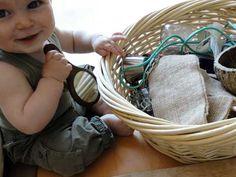 juego estimulacion temprana Juego de estimulación temprana para bebés   La Cesta de los Tesoros