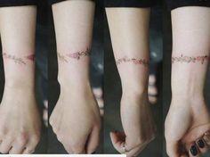 Tatuagem no pulso
