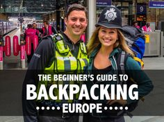 Backpacking through Europe is on many people's bucket list. Why not make it a reality?  Below are ten tips for first-timers interested in backpacking Europe!  Plan Destinations butBe Flexible Europe is massive with so many amazing destinations to visit. Depending on how much