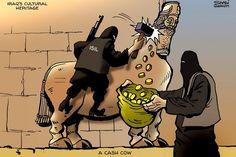 Shadi Ghanim cartoon for 13/5/15