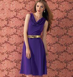 K4026 Misses' Dress