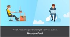 Regardless of a large move from desktop to cloud accounting software in recent years, despite everything we get inquired as to whether a cloud is a right solution for their business.