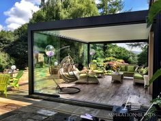 Whether you have a small intimate area or large expansive garden, a patio awning is an easy and stylish way of creating you own outdoor room.