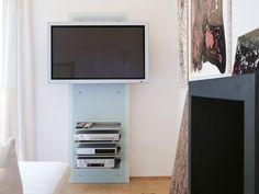 Mobile porta TV da parete Wall-V