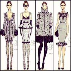 Hayden Williams for Sketch Street collection. Head to http://www.sketchstreet.com/vote.php?show=current to see more and 'Love' the pieces you want to wear when they are available in December.