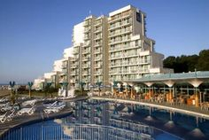 Hotel Boryana - All Inclusive Albena Situated on the beach and close to the Baltata Reserve in Albena, Hotel Borjana offers views of the Black sea. All-inclusive and dine around services are available at the hotel, as well as an outdoor pool and a kids' pool.