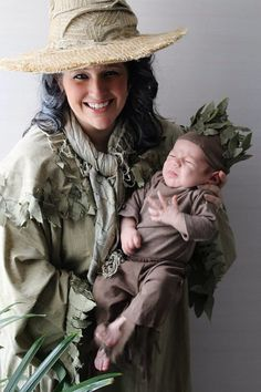 professor-sprout-and-mandrake-costume