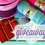 TheYarnBox is giving away yarn, a travel tote, bamboo hooks and a faux leather case!!