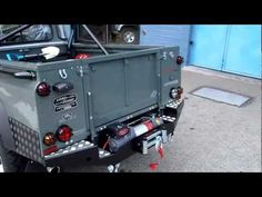 LAND ROVER DEFENDER 110 TD4 PICK UP LIMITED EDITION  ROUGH 2 MOVIE 2