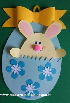 Timestamps DIY night light DIY colorful garland Cool epoxy resin projects Creative and easy crafts Plastic straw reusing ------. Easter Arts And Crafts, Bunny Crafts, Easter Crafts For Kids, Spring Crafts, Toddler Crafts, Diy And Crafts, Paper Crafts, Easter Ideas, Easter Activities