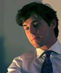 Matt Bomer - young Neal Caffrey