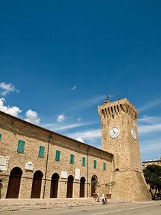 Porto Recanati, Ancona, Marche