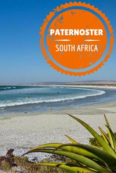 If you have enough of busy city life, then Paternoster should be it! Less than 2 hours drive from Cape Town you will find the cozy fishing village.