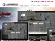 New listing in Website Design added to CMac.ws. ER Productions in San Jose, CA - http://website-design-companies.cmac.ws/er-productions/8193/