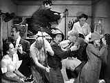 A Night at the Opera: The Marx Brothers: How on earth did they all fit in there?