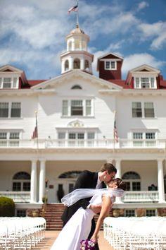dream location--The Stanley Hotel in Estes Park, Colorado