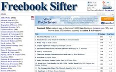 get classic ebooks for free ..
