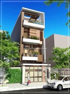 Ngôi nhà với thiết kế kết hợp ánh sáng ở Quận Bình Tân, TP. Hồ Chí Minh -