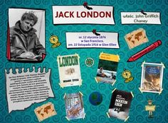 Jack London 12.01.1876-22.11.1916