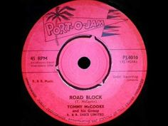TOMMY McCOOK - ROAD BLOCK.wmv