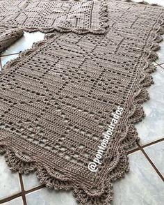 Crochet Placemat Patterns, Crochet Flower Patterns, Crochet Tablecloth, Crochet Motif, Crochet Doilies, Crochet Flowers, Knit Crochet, Filet Crochet Charts, Crochet Decoration