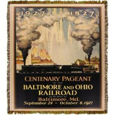 B Centenary Pageant Tapestry