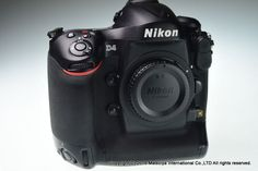 NIKON D4 Body 16.2 MP Digital Camera Excellent #Nikon