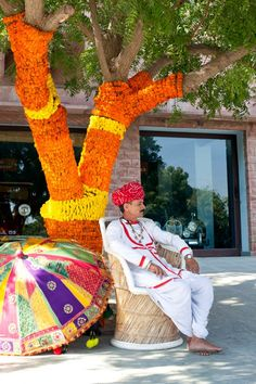 Decor by Punit jasuja Indian Wedding, Colourful. #Pinned by Devika Narain