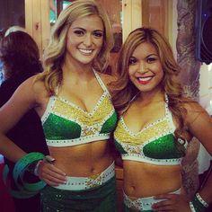 SaberCats cheerleaders #SaberKittens