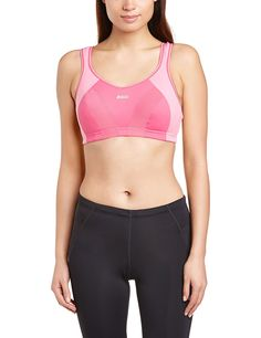 Shock Absorber Level 4 Active Multi Sports Support Bra (S4490) Pink -- Remarkable product available now. : Yoga Weightloss