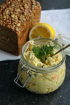 Denmark Food, Do It Yourself Food, Good Food, Yummy Food, Danish Food, Mousse, Pesto, Mashed Sweet Potatoes, Eat Smart