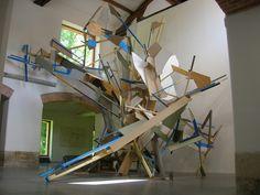 Gustavo Godoy, Fast-Formal Object, 2008