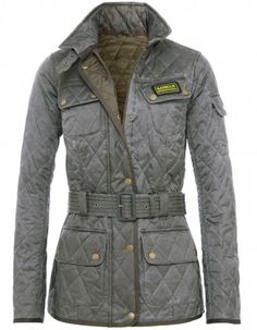Women's Barbour Heritage International Quilted Jacket | JULES B