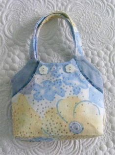 A bag, but a special one...  /Geta's Quilting Studio