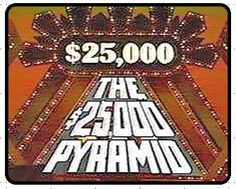 25 000 Pyramid game show - Google
