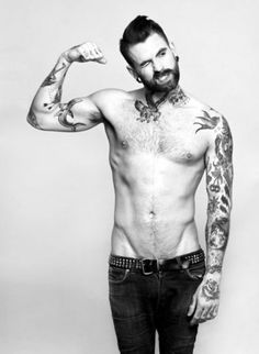 ricki hall male model.....he kinda looks like my ex. Kinda.