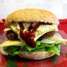 The Chicago burger @ allrecipes.co.uk