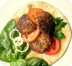 Turmeric and Saffron: Kotlet: Iranian Ground Meat Patties #2