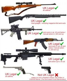 Legal guns 4 Australia&UK ideas ssaa org au orp org au nra