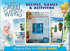 Disney at Heart: TinkerBell the Secret of the Wings - Sisters