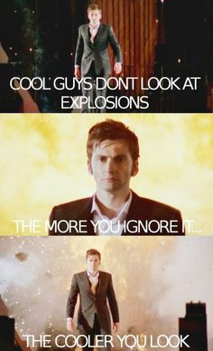 Have to remember to show this one to the kid...lol... And the fact that it's the Doctor makes it even cooler