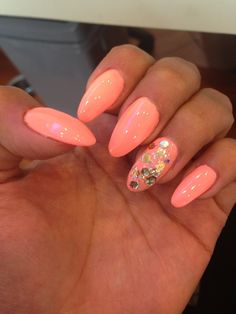 End of summer nails by NATALIE NANA M.