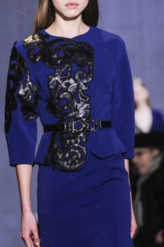 161 details photos of Andrew Gn at Paris Fashion Week Fall 2014.