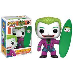 Funko Batman Classic POP Surf's Up! The Joker Vinyl Figure