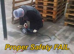 Proper Safety FAIL