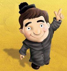 Don Bosco, el santo de la alegría.