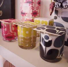 Creative Finds - Orla Kiely Candles