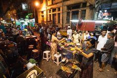 Street food #Burma #travelburma #travel #Myanmar #burmesefood #food